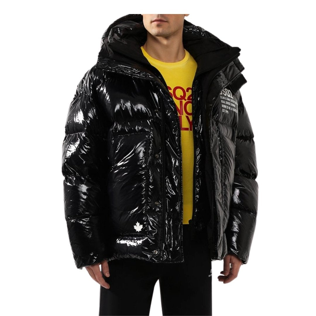 Dsquared2 S71AN0097 S52326 900 Oversized Fit Jacket