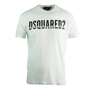 Dsquared2 S74GD0577 S21600 100 Cool Fit White T-Shirt