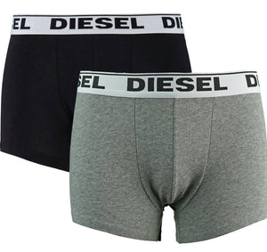 Diesel UMBX-KORY E4102 Boxer Shorts Two Pack - Nova Designer Clothing Luxury Mens
