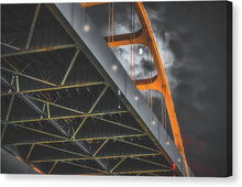 Load image into Gallery viewer, Gloomy Bridge   - Canvas Print