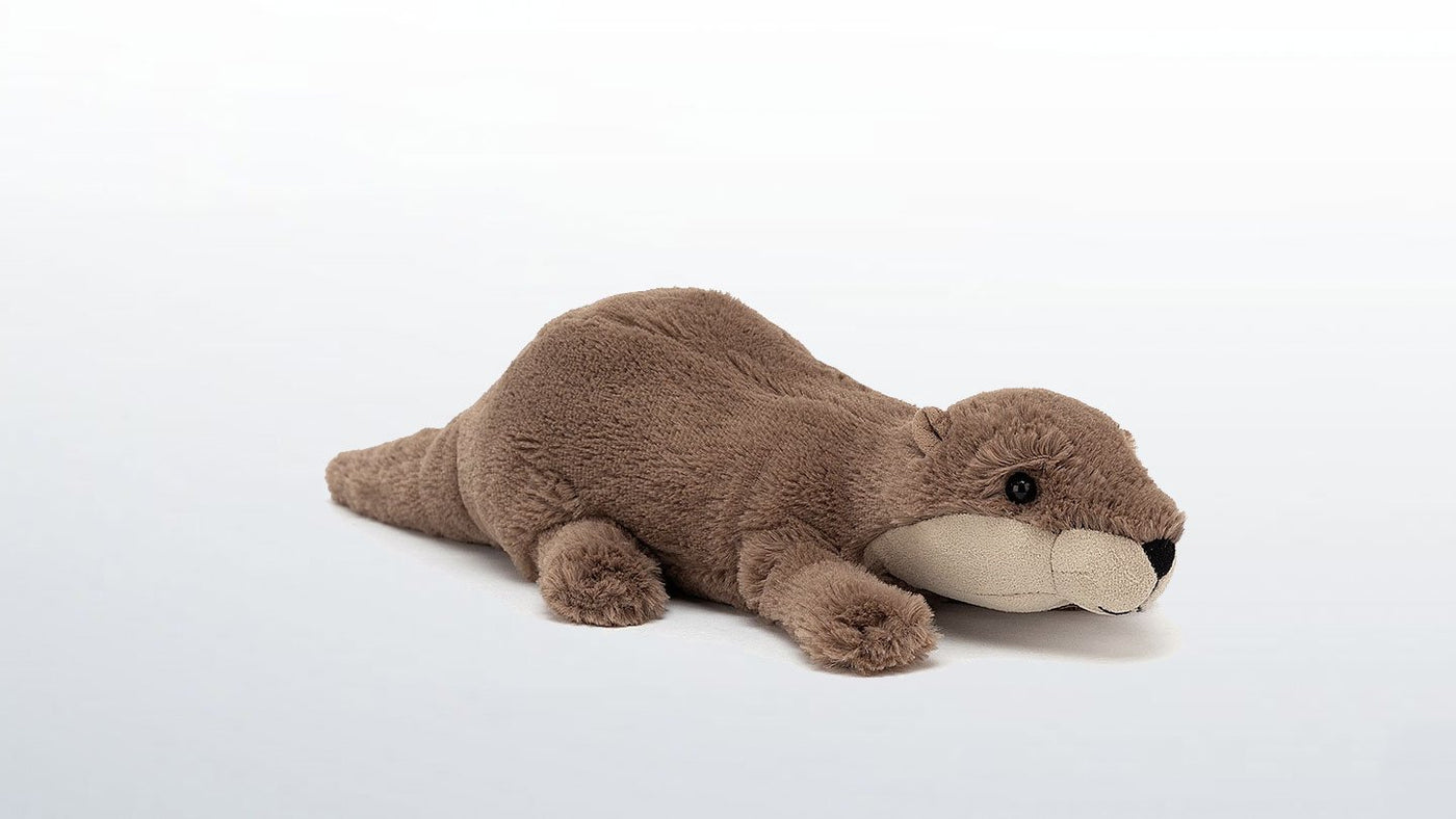 Soft Cuddly Toys from Otters and Butterflies, Devon
