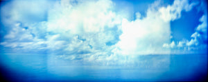 Cloud Horizon 24 x 60 inches