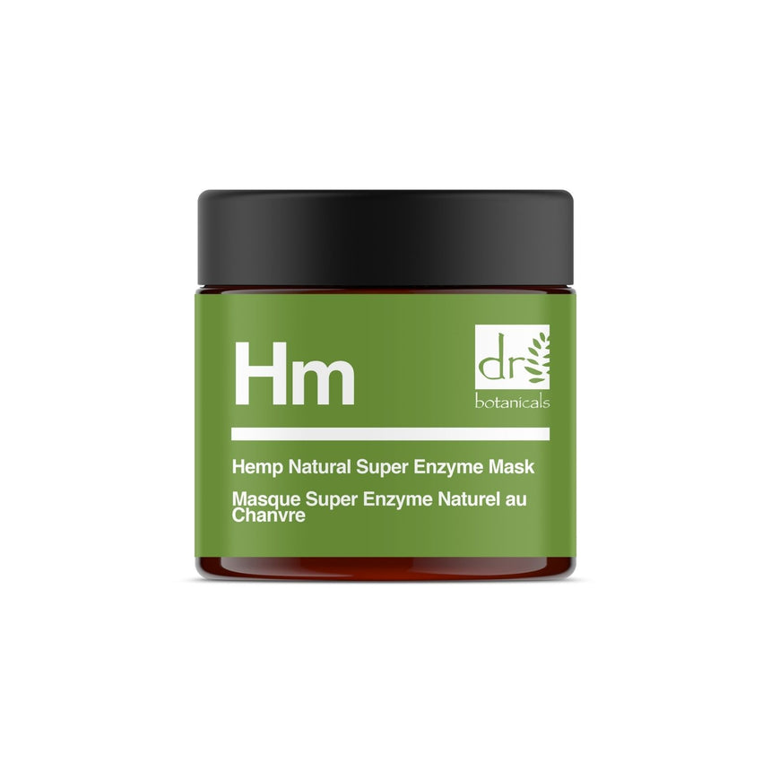 Dr Botanicals Hemp Natural Super Enzyme Mask
