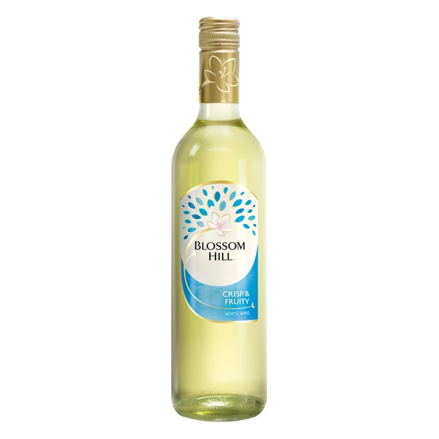 Blossom Hill Crisp and Fruity White 75cl