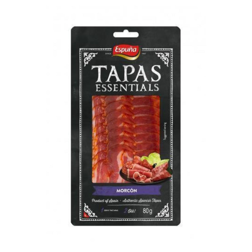 Espuna Tapa Essentials Morcon Slices 80g
