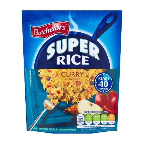 Batchelors Super Rice Curry Flavour 90g
