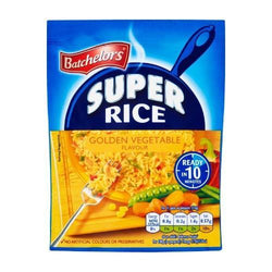 Batchelors Super Rice Golden Vegetable Flavour 90g