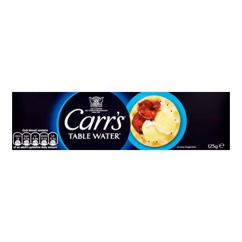 Carrs Table Water 125g