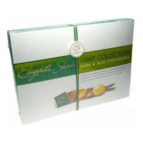 Elizabeth Shaw Mint Collection Dark & Milk Chocolate 200g