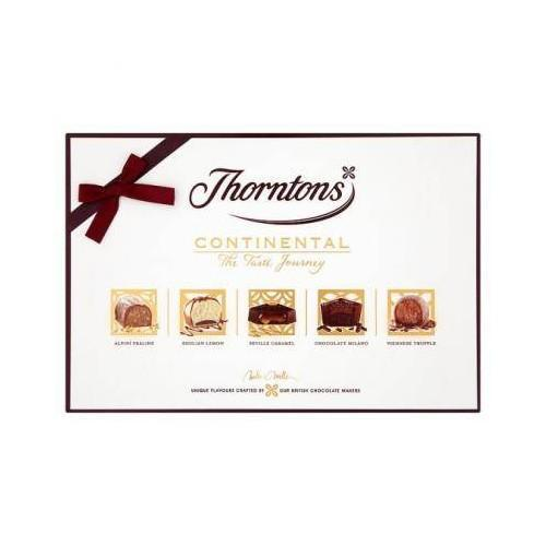 Thorntons Continental Chocolate Box 142g