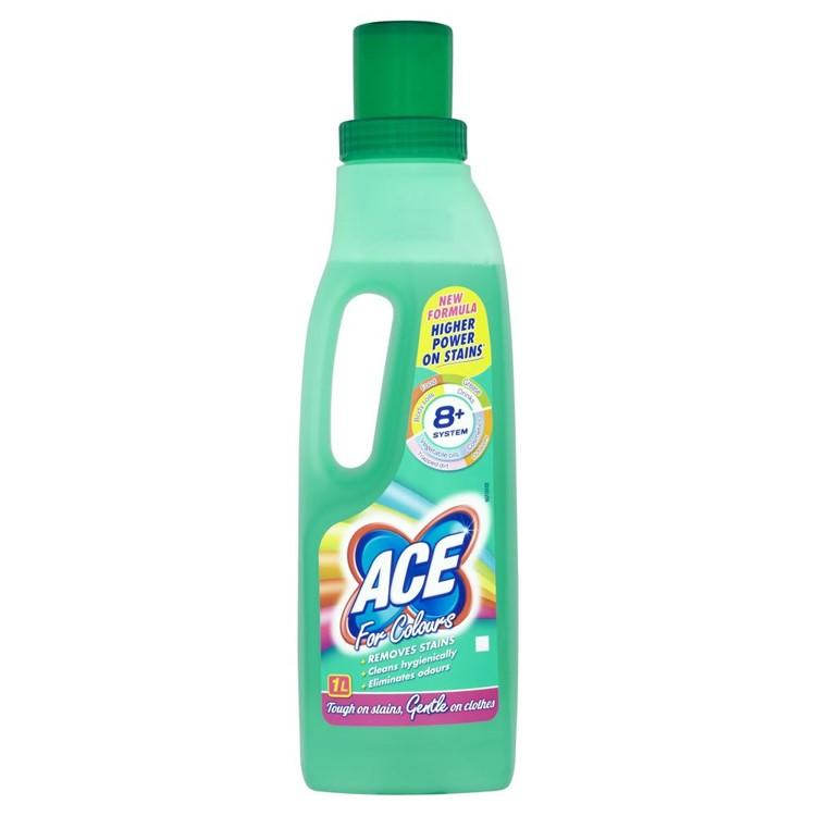 Ace Bleach Gentle Stain Remover 1L
