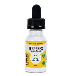 Green Roads Terpenes - Pineapple Express 100MG 30ML - Dual Use See Description TOP SELLER!