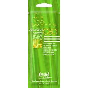 1 Free packet DC Herbal CBD Special Edition Bronzer w/Advanced Matrixyl Synthe 6 .5oz TOP SELLER!