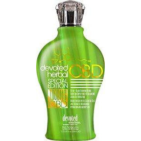 DC Herbal CBD Special Edition Bronzer w/Advanced Matrixyl Synthe 6 12.25oz TOP SELLER!