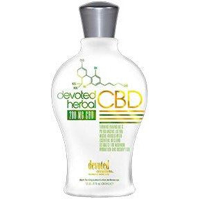 DC Herbal CBD Tanning Enhancer w/Advanced Matrixyl Synthe 6 12.25oz TOP SELLER!