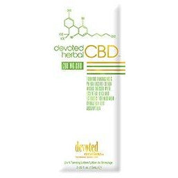 1 packet DC Herbal CBD Tanning Enhancer w/Advanced Matrixyl Synthe 6 .5oz TOP SELLER!