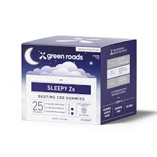 Green Roads Sleepy Z's CBD Gummies 30CT - 750mg