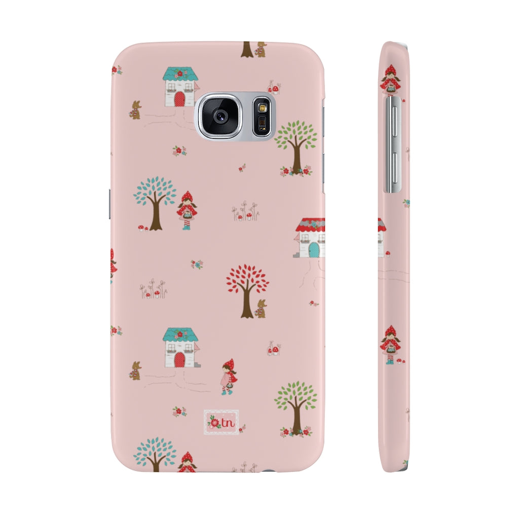 Little Red Riding Hood Phone Cases