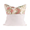 Birds of a Feather Pillow, Green