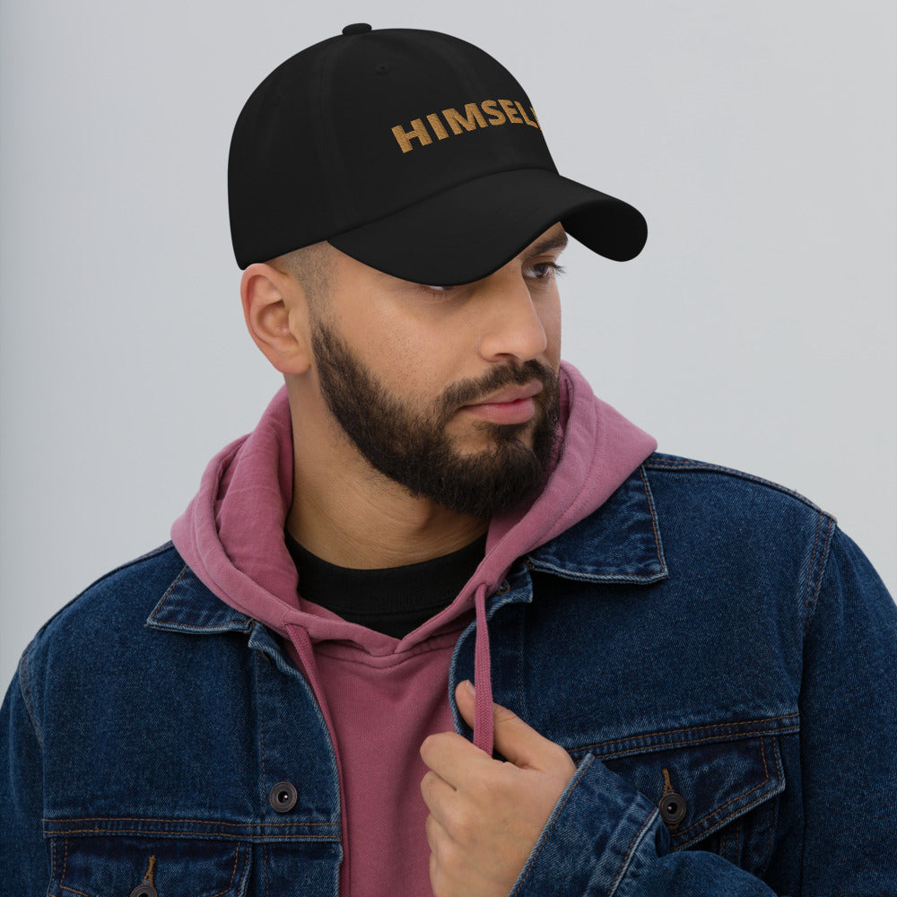 Himself Embroidered Hat (Available in 4 colors)