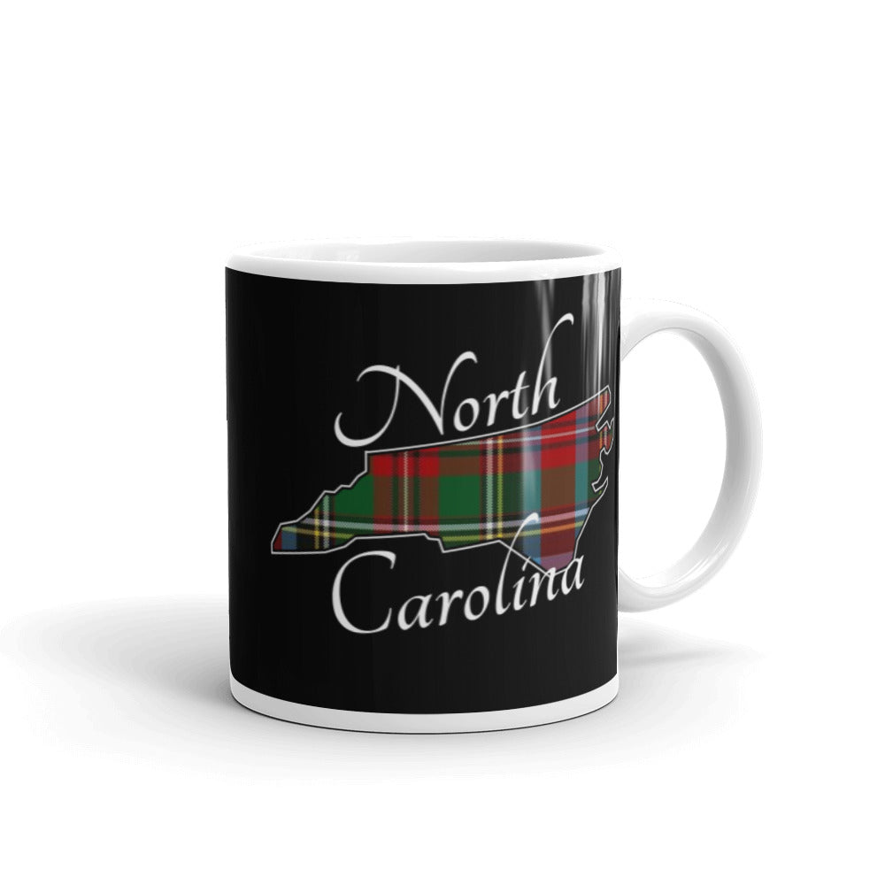 North Carolina State Tartan Mug