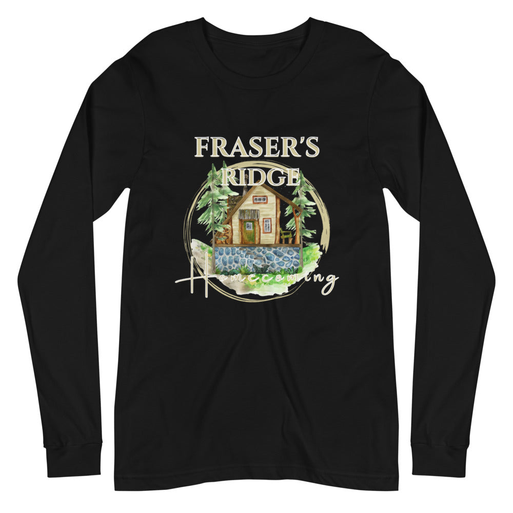 Fraser's Ridge Homecoming Unisex Long Sleeve Tee (available in 2 colors)