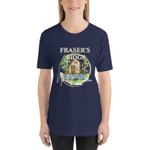 Load image into Gallery viewer, Fraser's Ridge North Carolina Short-Sleeve Unisex T-Shirt (available in 7 colors)