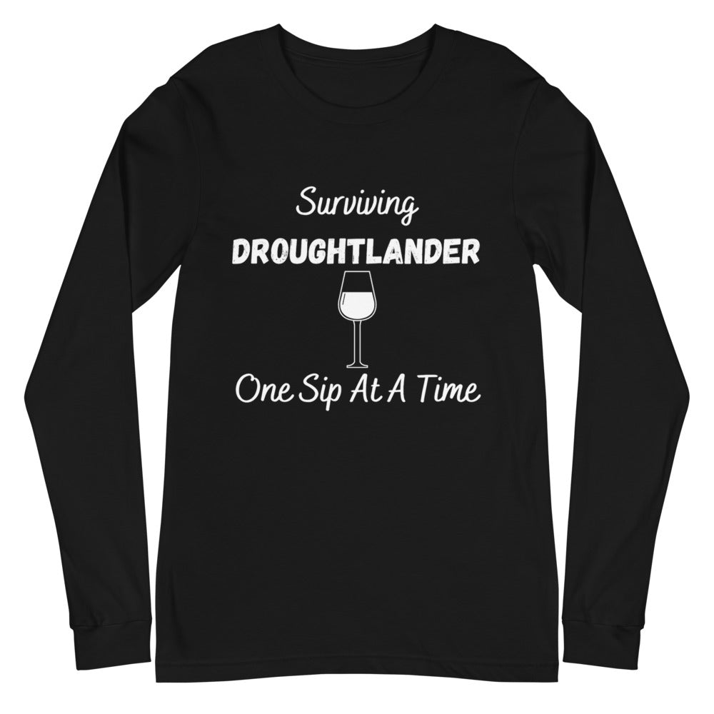 Surviving Droughtlander Unisex Long Sleeve Tee (available in 6 colors)