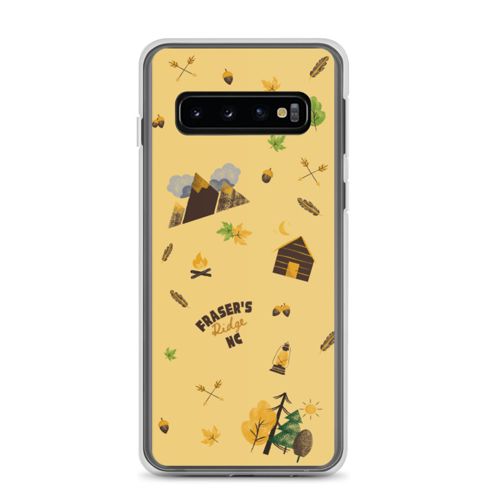 Fraser's Ridge Icons Samsung Case