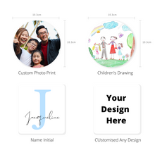 Load image into Gallery viewer, Personalised Child's Drawing Ceramic Coasters