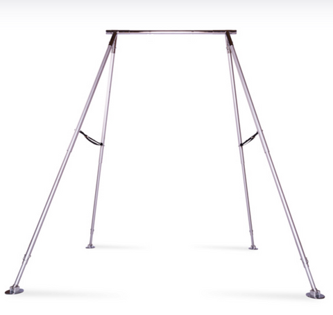 Height Adjustable Portable Aerial A-Frame Rig