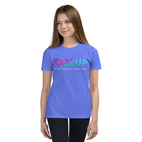 "LEVEL4 - PREMIUM UNIFORM T-SHIRT FOR UNISEX YOUTH SIZES - INCLUDES ""I AM STRONG"" BACK PRINT"