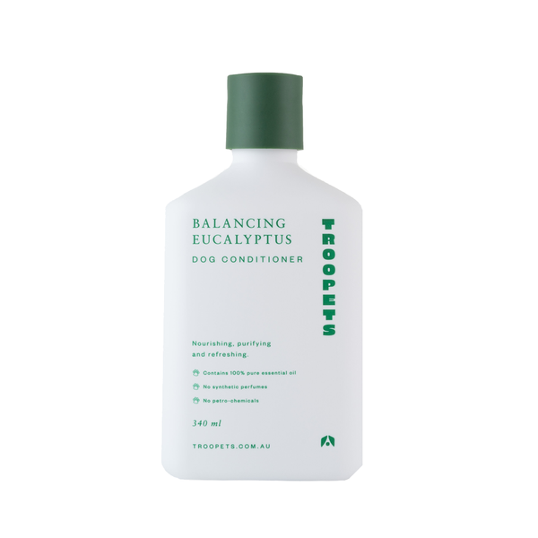 Balancing Eucalyptus Dog Conditioner