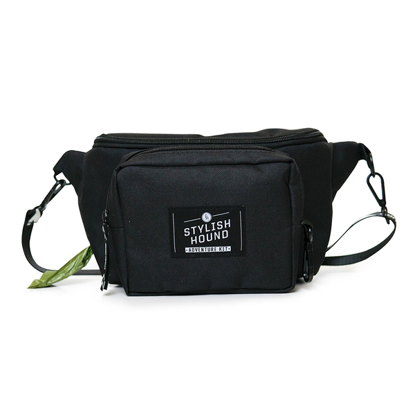 BLACK EXPRESS POUCH