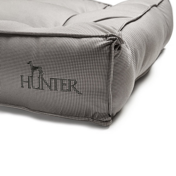 LANCASTER QUILTED BED - GREY