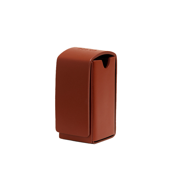 TOTO BAG DISPENSER - BROWN