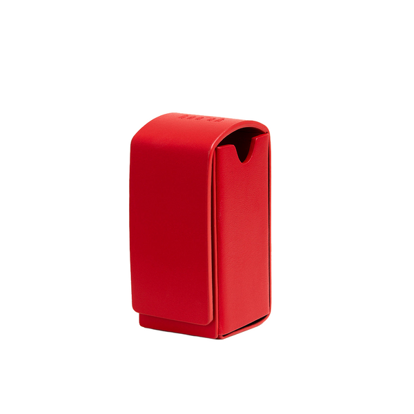 TOTO BAG DISPENSER - RED