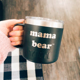 "14oz YETI® ""Mama Bear"" Camp Mug"