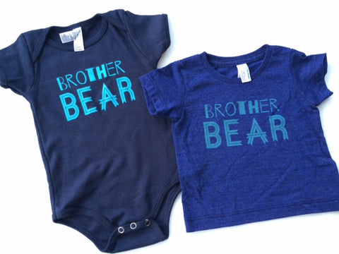 """Brother Bear"" Infant Toddler Youth"