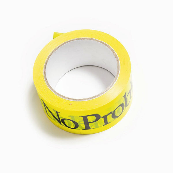 No Problemo Tape - Yellow