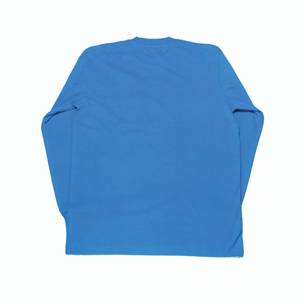 Replicator 4 Longsleeve - Blue