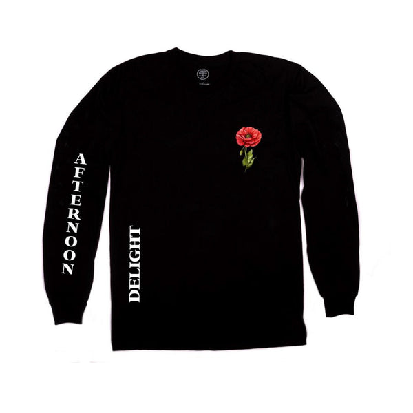 Afternoon Delight Longsleeve - Black