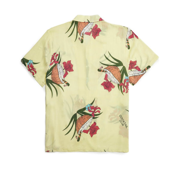 Club Tropics Button Up - Multi