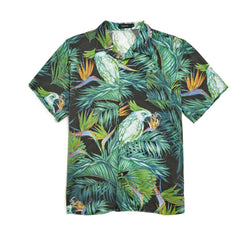 Toucan Gram Button Up - Multi