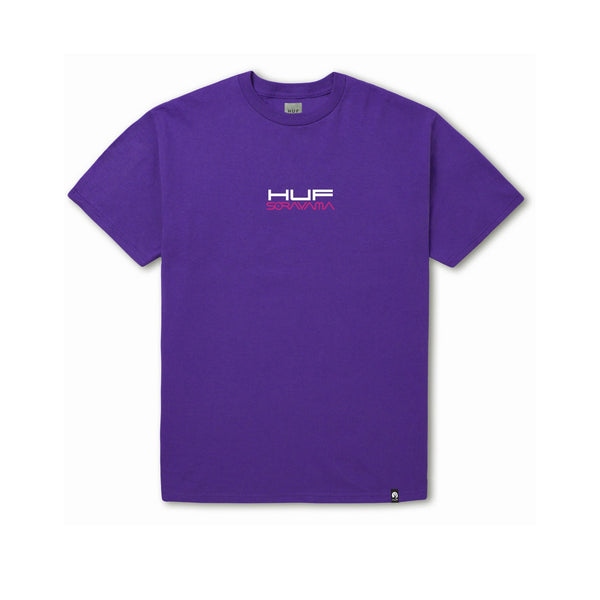 Huf X Sorayama Ride - Purple