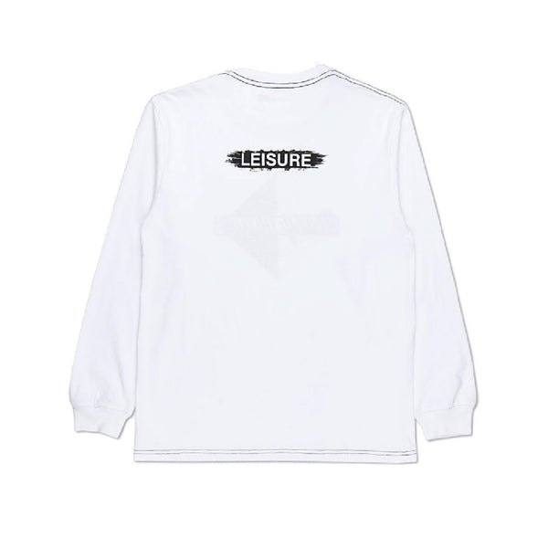 Young Nation Longsleeve - White