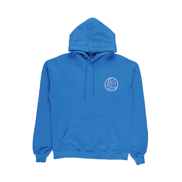 Crass Hoodie - Royal Blue