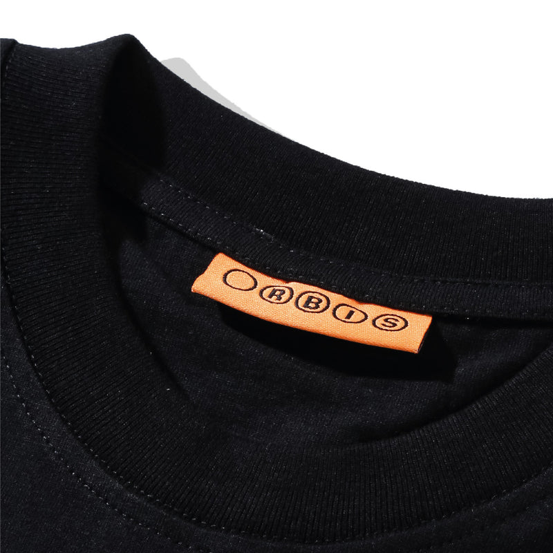Logo Embroidery - Black