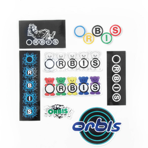 ORBIS Sticker Pack