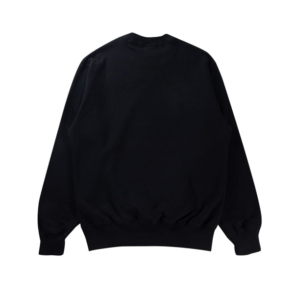 Intellectuals Crewneck - Black